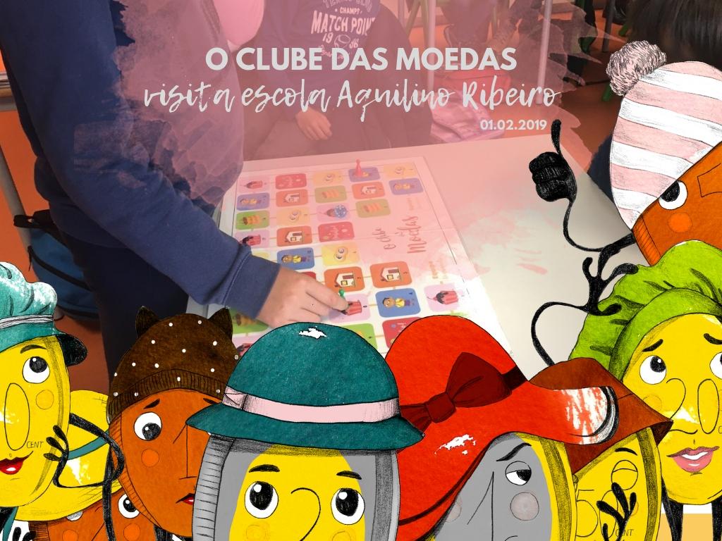 «O Clube das Moedas»