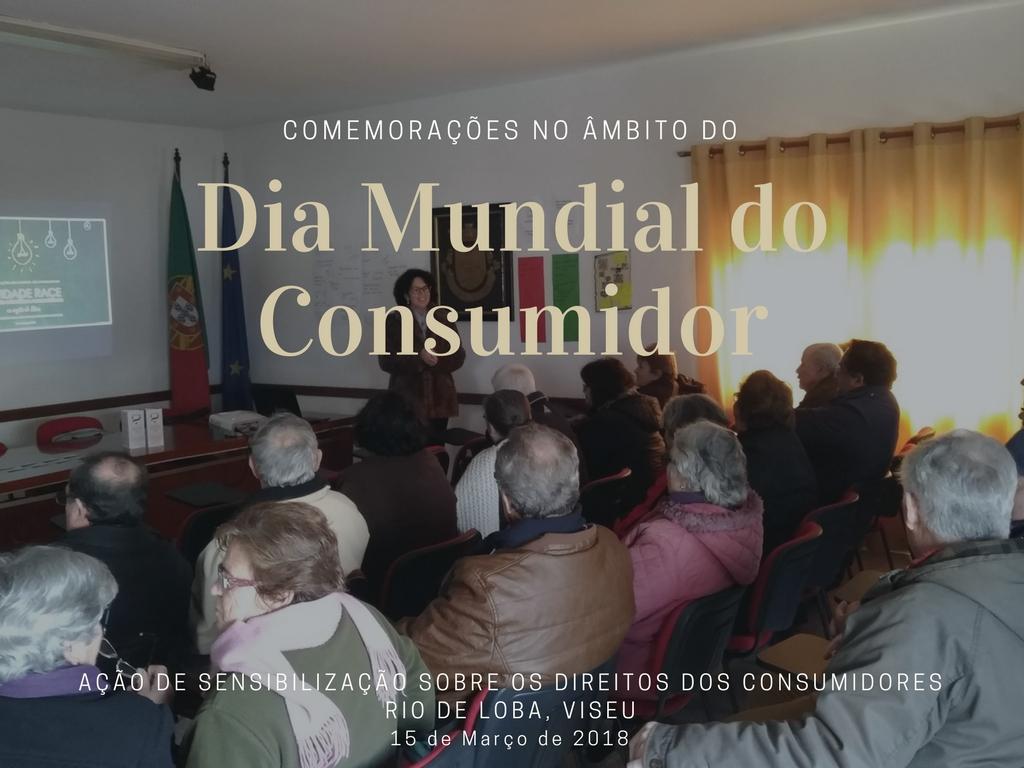 Cartaz noticia Rio de Loba - Março 2018
