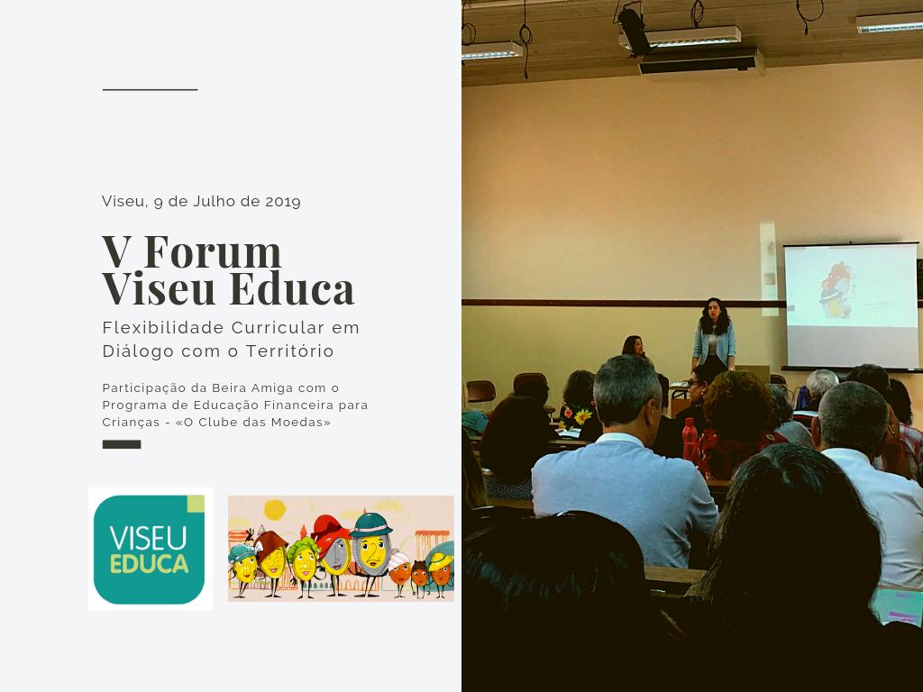 V Forum Viseu Educa