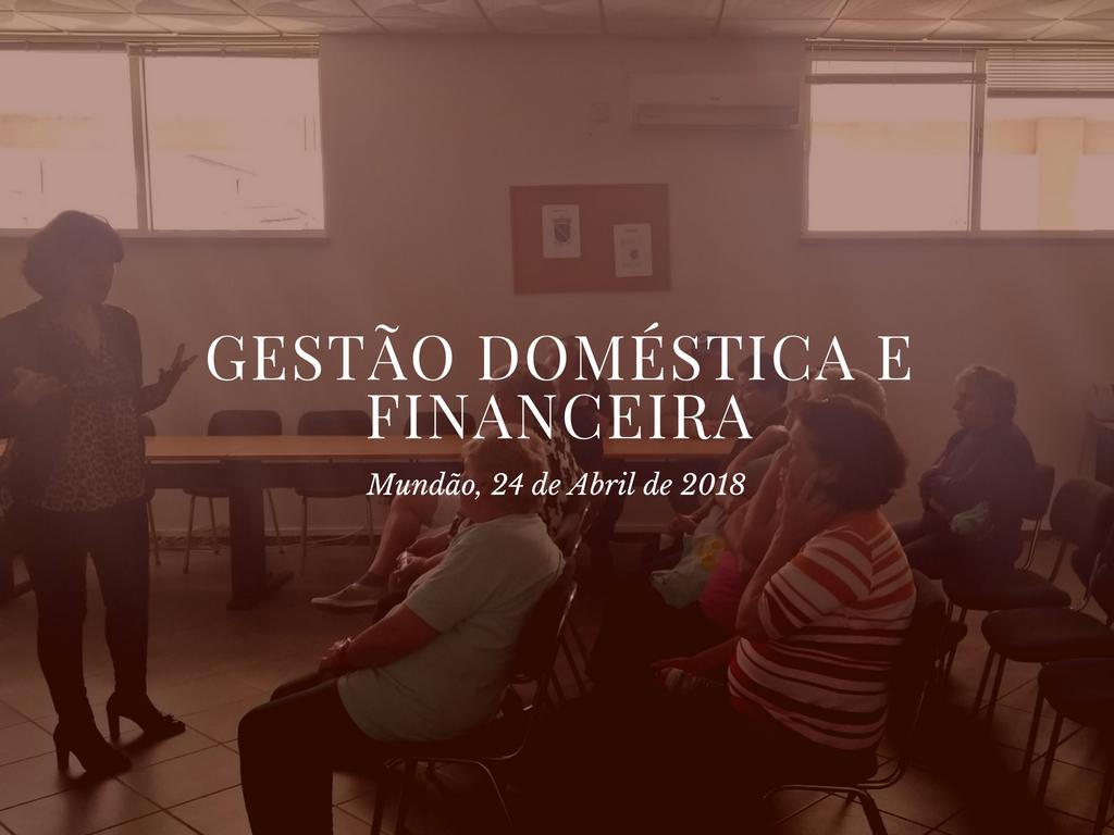 gestão doméstica e financeira mundão